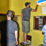 Painting at Kersa Education Support Centre
