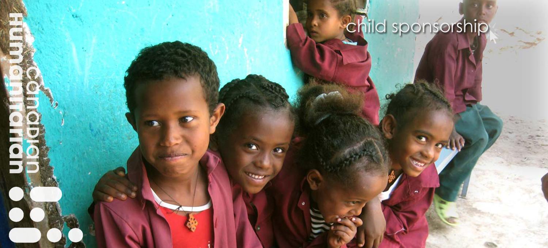 canadian humanitarian, child sponsorship